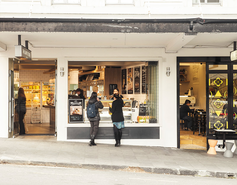 The Kapiti Store - a top 10 lunch spot