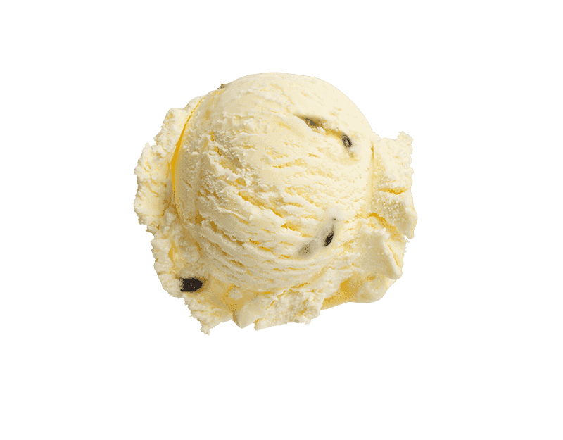 Kāpiti Passionfruit & Lemon Ice Cream