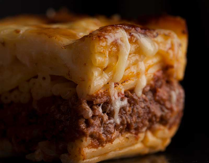Greek Pastitisio